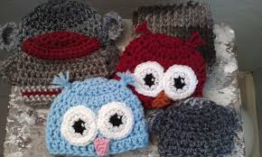 Crochet Preemie Hat Pattern Delectable Niccupp Crochet Preemie Owl Hat Free Crochet Pattern