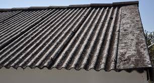 asbestos garage roof sheets