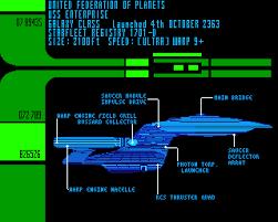 Star Trek Impulse Speed Chart Enterprise Star Trek Star Trek Series Star Trek Ships