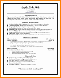 8 Medical Office Manager Resume Sample New Hope Stream Wood