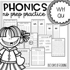 Master the sound made by the letters qu with these worksheets. Combination Wh And Qu Worksheets Games And Activities For Reading Fluency