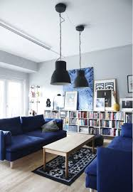 modern furniture living room blue. Exellent Living Blue Makes Everything Better Especially If Itu0027s In A Large Copenhagen  Apartment The Color Play Here Is Amazing What Can I Say Iu0027m Big Fan Of Blue And  Throughout Modern Furniture Living Room E