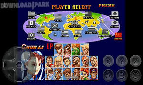 super street fighter 2 the new challengers sega android game