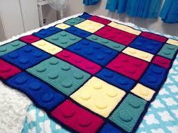 Best 25+ Crochet blanket kids ideas on Pinterest | Kids crochet ... & Lego Crochet Blanket Pattern And Youtube Video | The WHOot Adamdwight.com