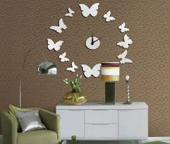 Decorative Wall Clocks For Living Room Amazing Room Decor With Adorable Wall Clock Decoration Design