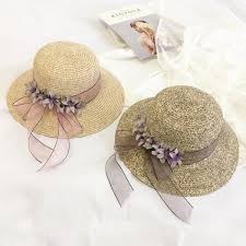 Paper Flower Hats Sun Hat Girl Summer Sunshade Hat Fishermans Drown Paper Grass Flower Hat Folding Tour Eric Javits Flat Brim Hats From Leo1984 11 92 Dhgate Com