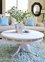Old Coffee Table Makeovers A Duncan Phyfe Magnolia Makeover Fox Hollow Cottage