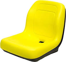amazon com yellow seat fits john deere 5105 5205 farm tractors yellow seat fits john deere 5105 5205 farm tractors bv
