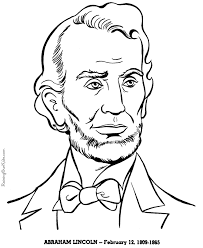 Small Picture Abraham Lincoln coloring pages Free and Printable