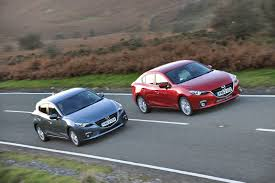 Mazda 3 Now Available With New Skyactiv 1.5L Diesel And CO2 ...