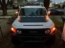 Fj Cruiser Side Mirror Lights Not Working One Of The Cheapest Mods For The Fjc Is Amber Mirror Lights