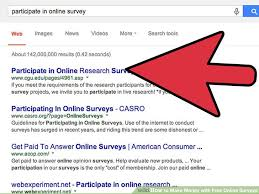 Your Free Online 3 Ways To Make Money With Free Online Surveys Wikihow