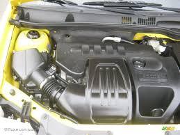 2007 Chevrolet Cobalt LT Coupe 2.2L DOHC 16V Ecotec 4 Cylinder ...