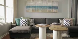 For A Living Room Makeover Turns Out You Can Do A Living Room Makeover For Under 500 Video