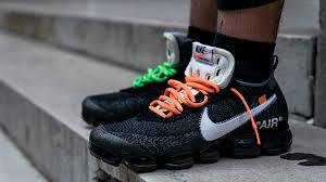 Nike Air Vapormax OffWhite Black