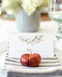 Fall Place Cards Free Printable Fall Placecards The Chronicles Of Home