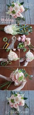 Como Hacer un Bouquet de Novia Paso a Paso que Luzca Comprado. Diy Wedding  ...