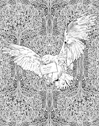 Small Picture Coloring Book Coloring Book Harry Potter Coloring Page and