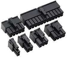 <b>10pcs</b>/<b>lot</b> 5557 R 5557 4.2 mm Black <b>Automotive</b> wiring harness ...
