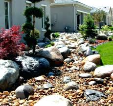 Colored Landscaping Rocks Lava Rock Landscaping Design And Ideas