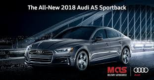 2018 audi a5 sportback. interesting 2018 the 2018 audi a5 sportback with audi a5 sportback