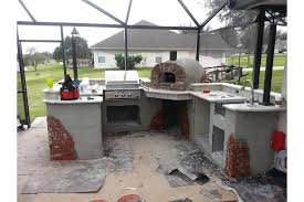 outdoor kitchen pizza oven design. outdoor kitchen with wood pizza oven design