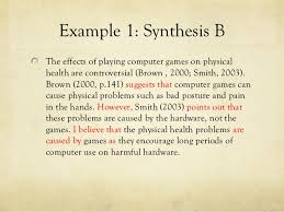 synthesis essay example writing a synthesis essay thesis finest synthesis essay samples synthesis essay view larger
