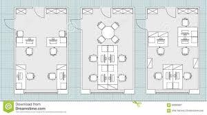 floor plan office furniture symbols. Standard Office Furniture Symbols Floor Plans Used Architecture Icons Set Planning Blueprint Graphic Design Elements Small 66993897 Plan T