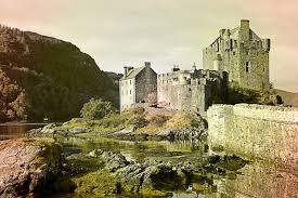 Eilean Donan Castle, Scotland by Gordon Christie   ArtWanted.com