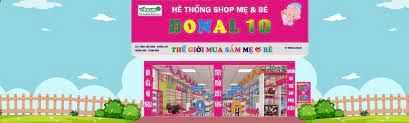 Shopdonal- Thế giới mẹ và bé