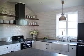 dark gray limestone countertop