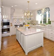 Taj Mahal Granite Kitchen Design Tour A White Kitchen W A Soft Look And A Whole Lot Of
