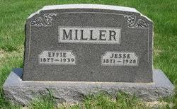 Effie Miller (1877-1939) - Find A Grave Memorial