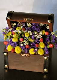 Treasure Chest Decorations Wedding Arch Flowers Mentoring High School Students Giving