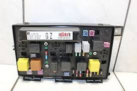 opel astra h zafira b fuse box central control unit reset 13206752 image is loading opel astra h zafira b fuse box central