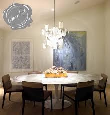 dining room table chandelier ingo maurer zettel z 5 lamp modern dining