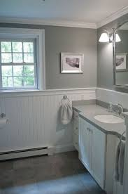 white beadboard bathroom. 8 Attachments Of Bead Board Bathroom #3 View In Gallery Refreshing White With Beadboard Paneling