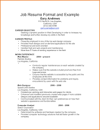 Format To Write A Resume Sop Proposal