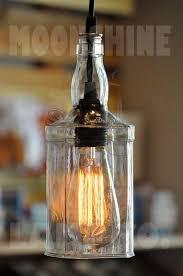 bottle lights jack daniels bottle