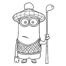 Free printable minions coloring pages. 35 Cute Minions Coloring Pages For Your Toddler