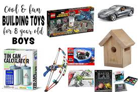 Best Toys For Kids Gifts 8 Year Old Boys - Cool Things To Build \u2014