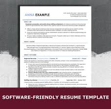 Ats Friendly Resume Template Free 99 Ats Friendly Resume Template