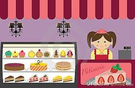 French Patisserie Clip Art Royalty Free Stock Image Pastry Shop