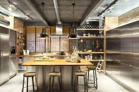 loft lighting ideas. exposed light bulbs for kitchen lighting modern ideas in loft style l