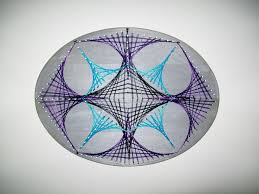 How To Do String Art String Craving Color