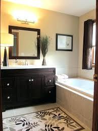 brown bathroom cabinets brown bathroom cabinet master bath light wall color dark cabinets dark brown bathroom