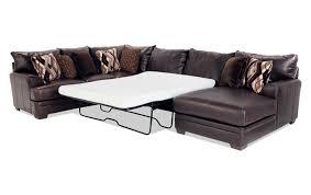 Image Reclining Sectional Ritz Piece Left Arm Facing Bobopedic Queen Sleeper Sectional Bobs Discount Furniture Sleeper Sofas Bobscom
