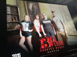 jessica attended 13th floor fast p denver s largest haunted house tickets only good for