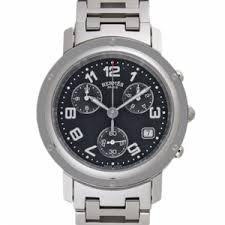 replica luxury brand watches hermes replica hermes hermes clipper series cl1 910 330 3829 men s quartz watch