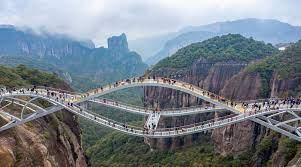جسر روي الصيني.. سحر ورهبة